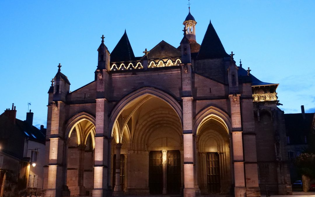 Visite virtuelle de Notre-Dame