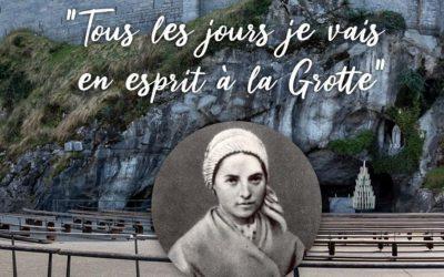 Du 17 au 21 août – Pèlerinage virtuel à Lourdes