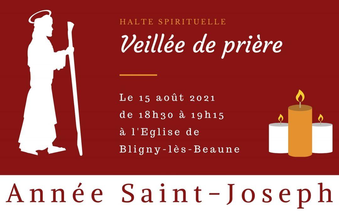 Veillée – Année Saint-Joseph